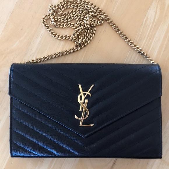 Yves Saint Laurent Handbags - 🥇hp🎉AUTHENTIC Saint Laurent crossbody